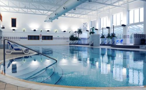 The swimming pool at or near Village Hotel Newcastle