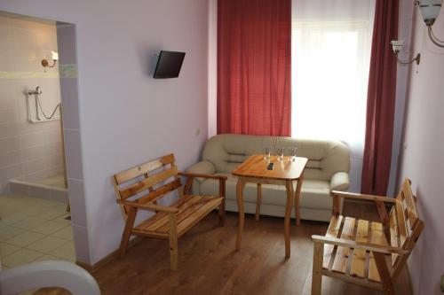 Гостиная зона в Отель КИК7