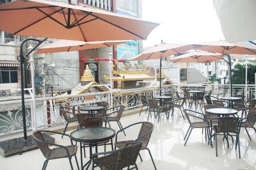 Ресторан / где поесть в Gandhi Inn