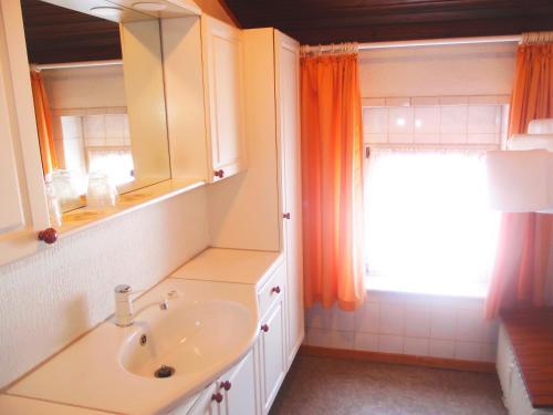 A bathroom at Hotel Am Römerhof