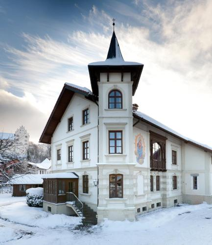 Hotel Fantasia during the winter