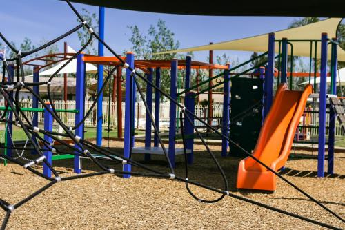 Children's play area at Sun Country Lifestyle Park