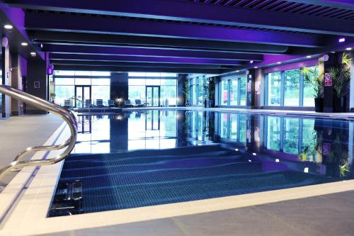 The swimming pool at or near Village Hotel London Watford