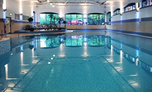 The swimming pool at or near Village Hotel Manchester Hyde