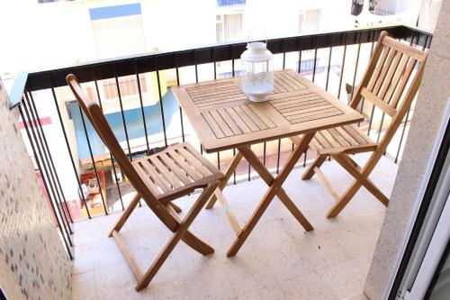A porch or other outdoor area at Casa Da Baía