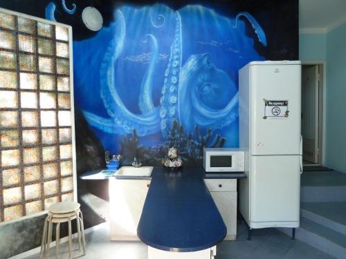 Банкетный зал в гостевом доме