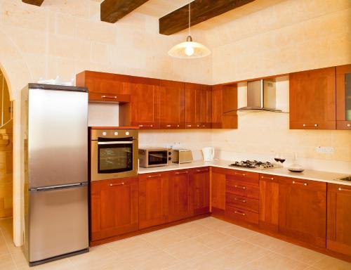 A kitchen or kitchenette at Serkuzan