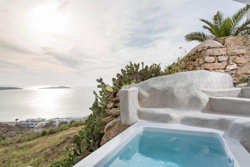 The swimming pool at or near Boheme Mykonos Town - Small Luxury Hotels of the World