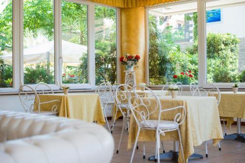 Ristorante o altro punto ristoro di Hotel Sylvia