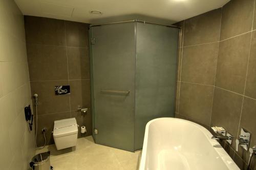 حمام في رامي دريم ريزورت