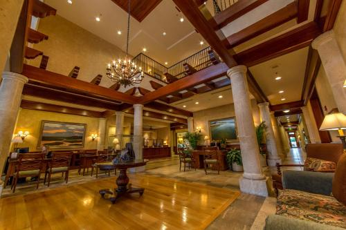 The lobby or reception area at Ponte Vedra Inn and Club