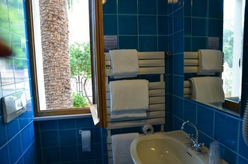 Bagno di Hotel Villa Marina