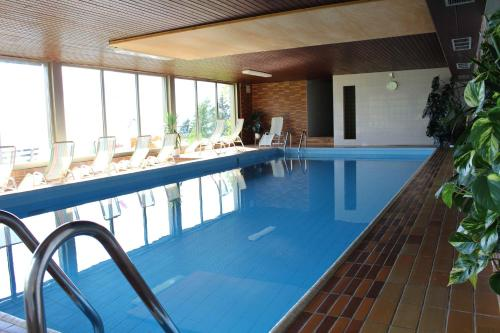 Der Swimmingpool an oder in der Nähe von Alpengasthof Waldrast - Koralpe