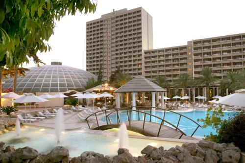 The swimming pool at or near Rodos Palace Hotel