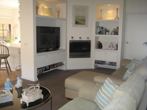 A seating area at Brydon House Blairgowrie