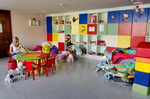 Der Kid's Club in der Unterkunft Gloria Verde Resort - Kids Concept