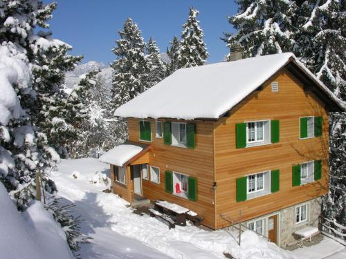 Chalet Good im Winter