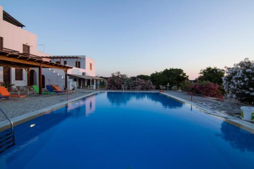 The swimming pool at or near Romanzza Studios