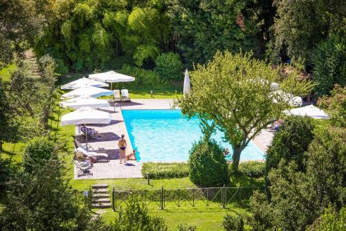 The swimming pool at or close to Hotel Villa La Principessa