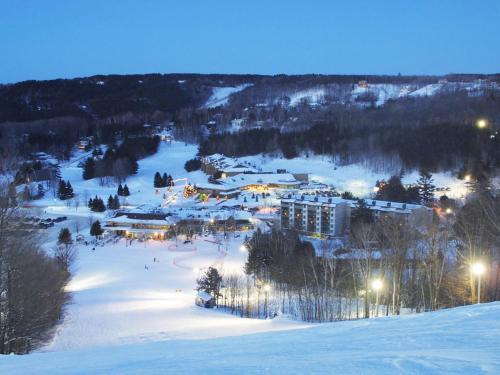 Horseshoe Resort during the winter