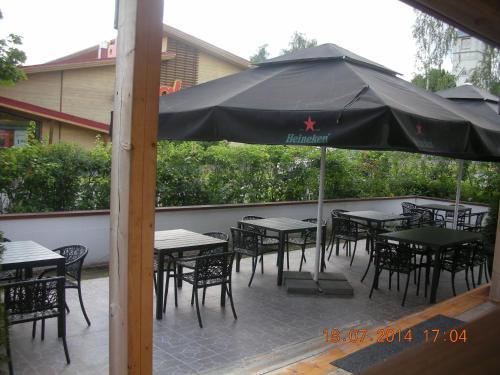 Majoituspaikan Majatalo & Ravintola Villa Emilia ravintola tai vastaava paikka