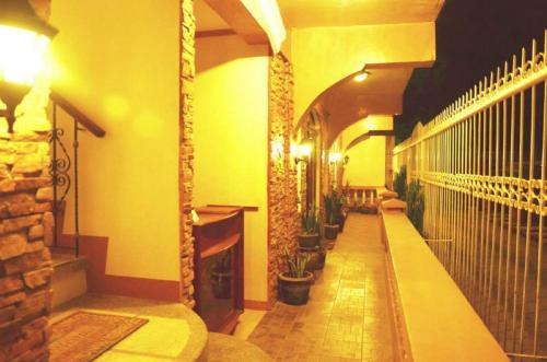 The lobby or reception area at Casa D' Estrella Apartelle