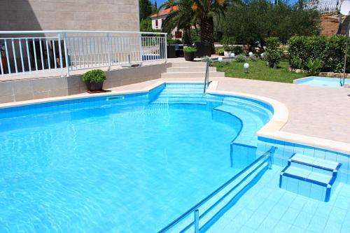 The swimming pool at or near Apartments Grand Pinea