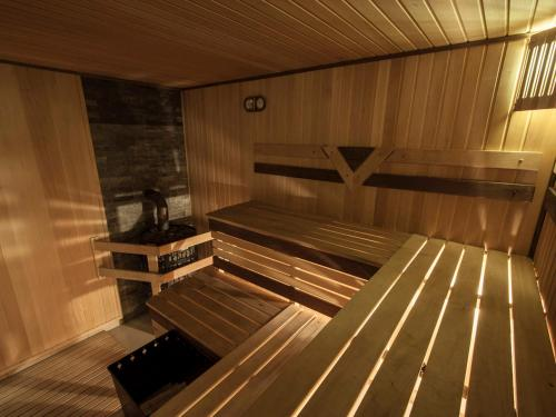 Spa and/or other wellness facilities at Ahilleon Park Boutique Hotel