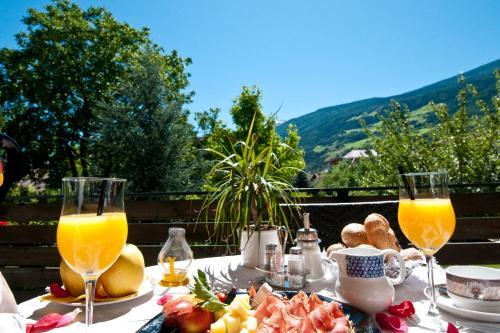 Завтрак для гостей Parkhotel Zur Linde