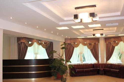 Банкетный зал в санатории
