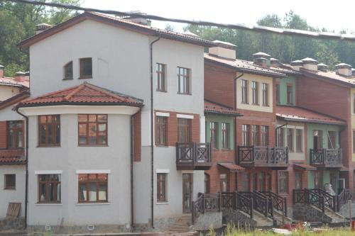 Апартаменты Шер зимой