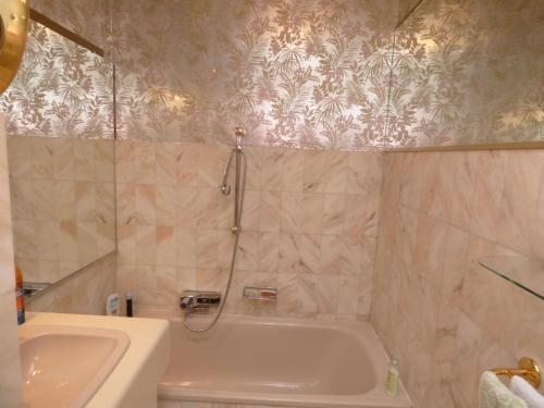 A bathroom at Riviera Access - Petit Juas