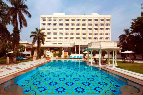 The swimming pool at or near Tajview – IHCL SeleQtions