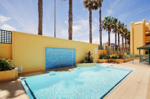 The swimming pool at or near Sandcastles Outstanding Location