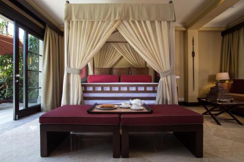 Un ou plusieurs lits dans un hébergement de l'établissement Villa Senja