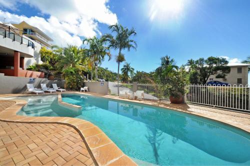 The swimming pool at or near at Whitsunday Vista Holiday Apartments