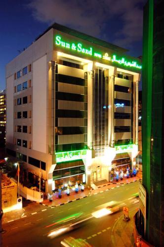 Отель sun and sands 3 дубай недвижимость в дубае цены в рублях 2020