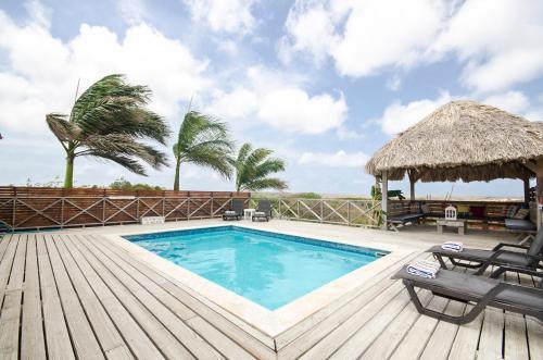 A piscina localizada em Casa Del Sol ou nos arredores