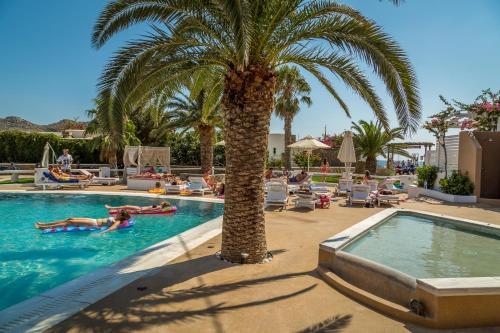 Πισίνα στο ή κοντά στο Ξενοδοχείο Αιγαίον