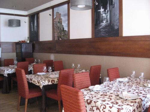 Ресторан / где поесть в Hotel Machaco