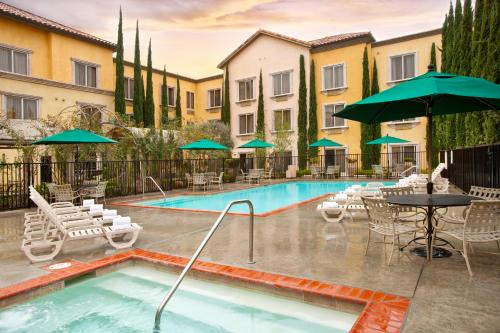 The swimming pool at or near Ayres Hotel Laguna Woods