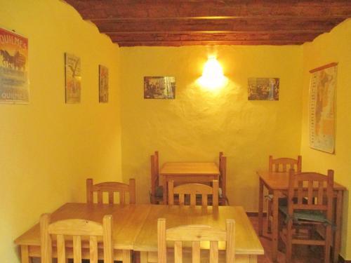 Een restaurant of ander eetgelegenheid bij La Querencia de Buenos Aires