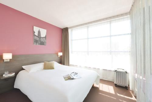 A room at Aparthotel Adagio Access Toulouse St Cyprien