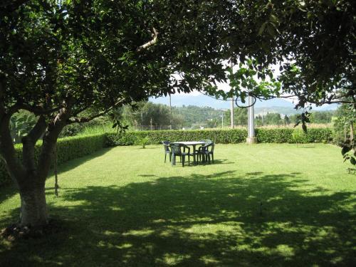 Jardin de l'établissement Apartment Ponte Alba