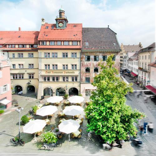 Romantik Hotel Barbarossa