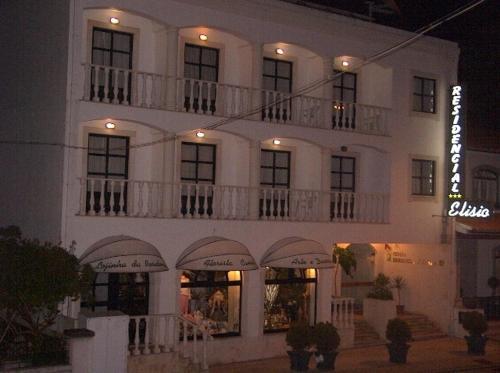 The facade or entrance of Residencial Elisio