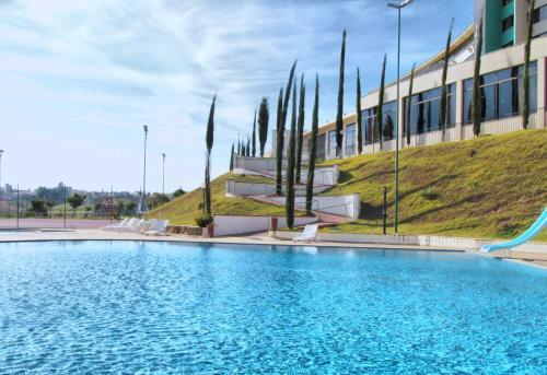 A piscina localizada em Hotel Golden Park All Inclusive Poços de Caldas ou nos arredores