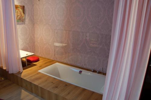 Een badkamer bij Schopenhauer