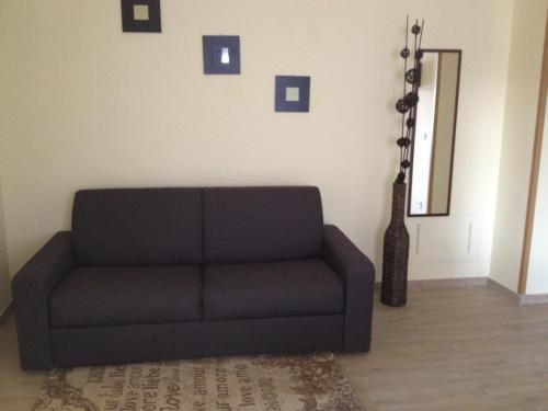A seating area at Living 88