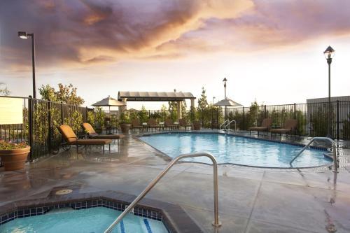The swimming pool at or near Ayres Hotel & Spa Moreno Valley/Riverside